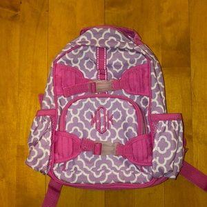 "Pottery Barn Kids ""MKD"" Backpack size Pre-K"
